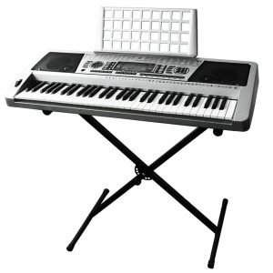keyboard yamaha grey 61 keys