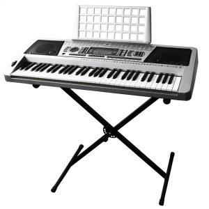 keyboard yamaha grey 61 keys
