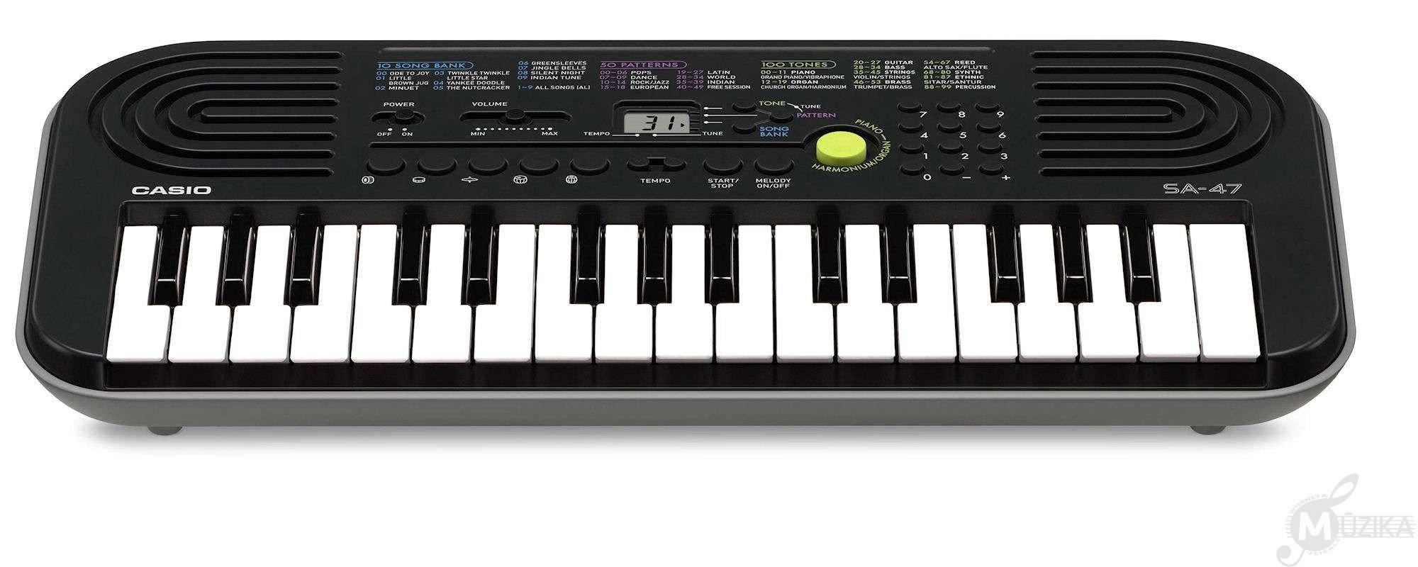 little sa-47 casio keyboard