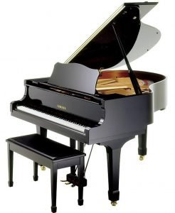 yamaha baby grand piano
