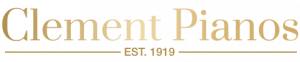 Clement piano's logo
